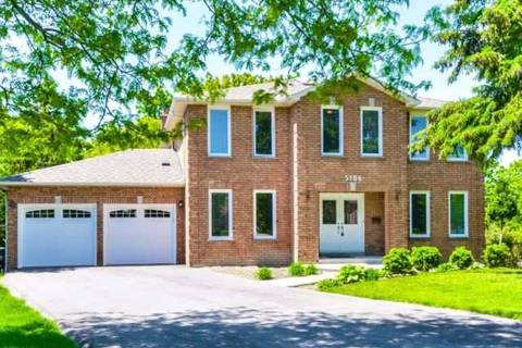 House for sale at 5186 Durie Rd Mississauga Ontario - MLS: W4600140