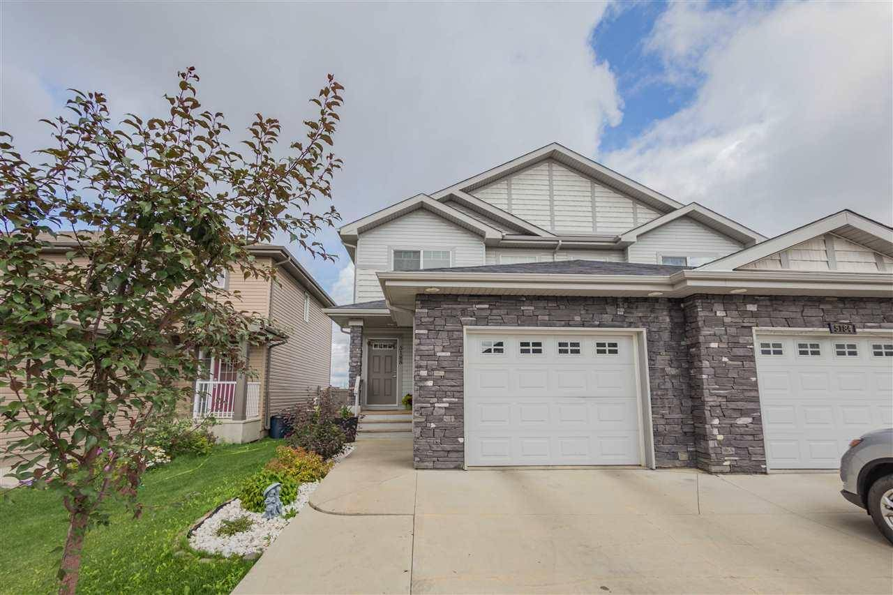 Townhouse for sale at 5188 1a Ave Sw Edmonton Alberta - MLS: E4169502