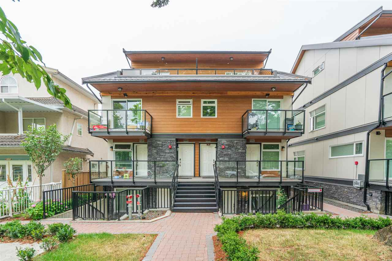 Sold: 5188 Chambers Street, Vancouver, BC