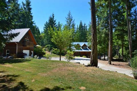 House for sale at 5189 Bear Bay Rd Pender Harbour British Columbia - MLS: R2354031