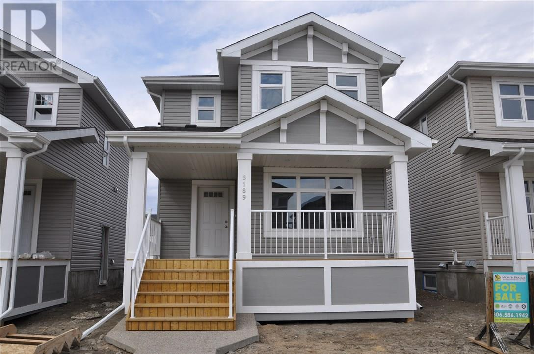For Sale: 5189 Crane Crescent, Regina, SK | 3 Bed, 3 Bath House for $349,900. See 22 photos!