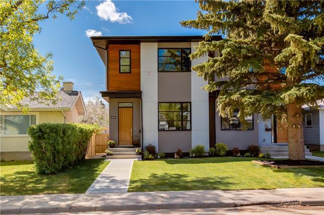 Sold: 519 21 Avenue Northwest, Calgary, AB