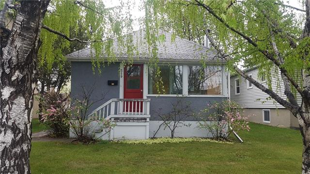 For Sale: 519 22 Avenue Northwest, Calgary, AB   1 Bed, 1 Bath House for $545,000. See 21 photos!