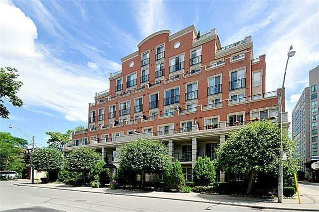 For Sale: 519 - 77 Mcmurrich Street, Toronto, ON | 1 Bed, 1 Bath Condo for $555,000. See 14 photos!