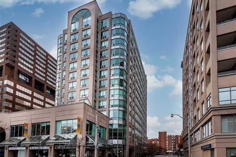 Apartment for rent at 942 Yonge St Unit 519 Toronto Ontario - MLS: C4668173