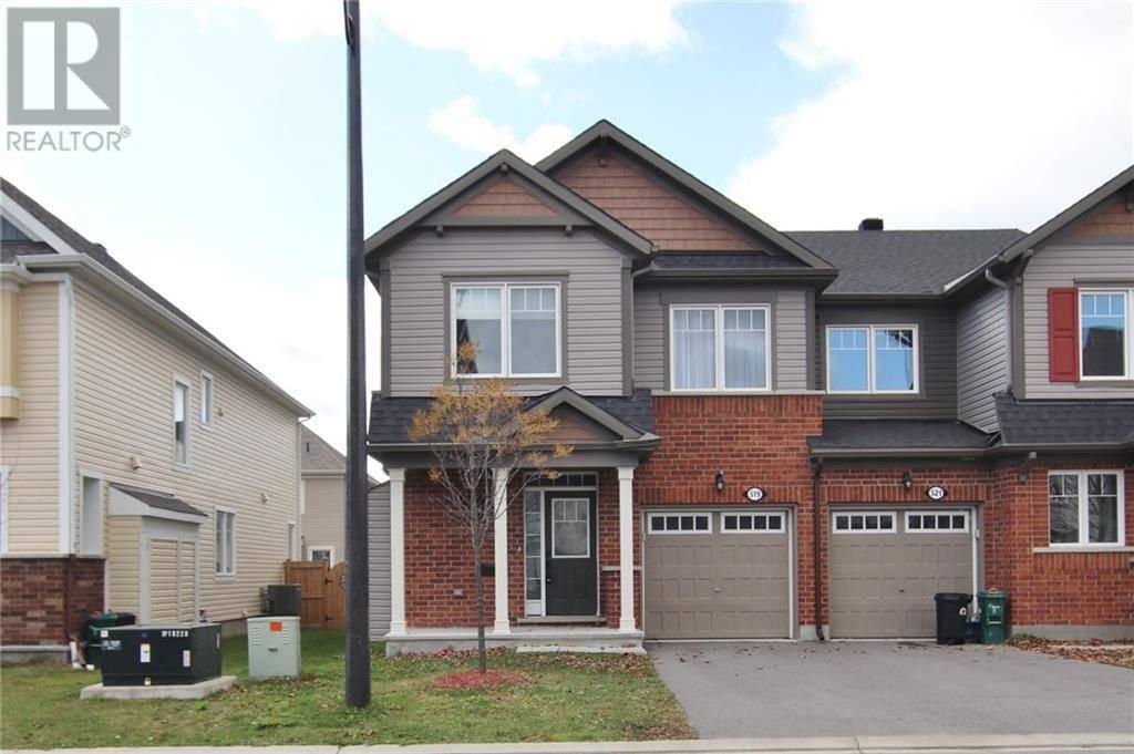 Townhouse for rent at 519 Foxlight Circ Kanata Ontario - MLS: 1170977