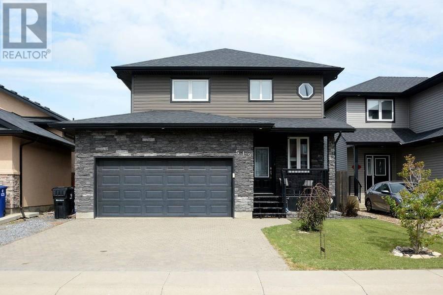 House for sale at 519 Klassen Cres Saskatoon Saskatchewan - MLS: SK783045