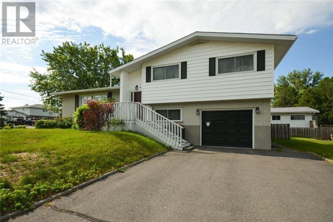 House for sale at 519 O'neil Dr W Garson Ontario - MLS: 2087110