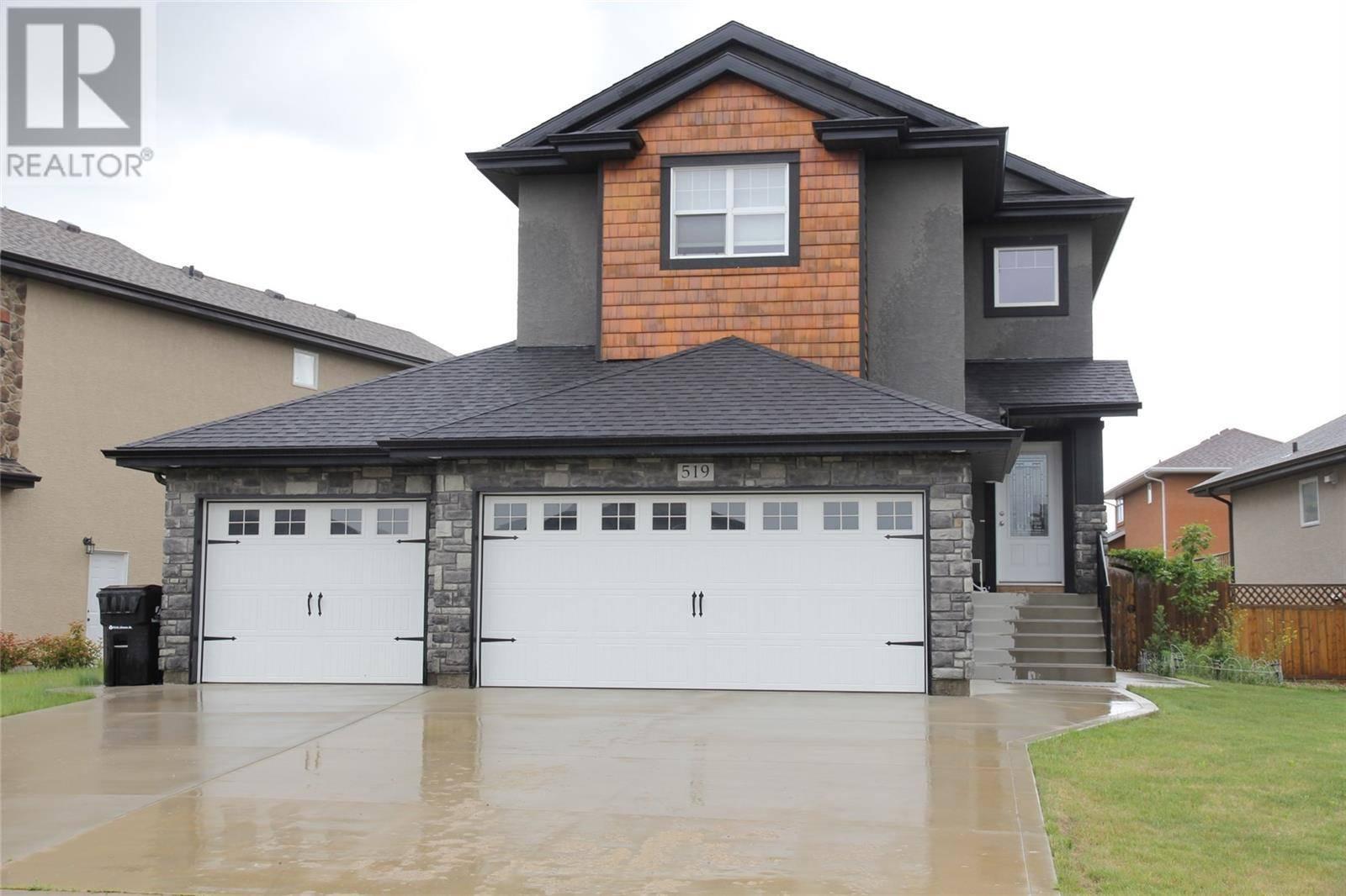 House for sale at 519 Rempel Mnr  Saskatoon Saskatchewan - MLS: SK779783