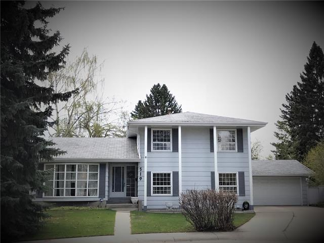 For Sale: 519 Willow Brook Drive Southeast, Calgary, AB   5 Bed, 2 Bath House for $1,248,000. See 2 photos!