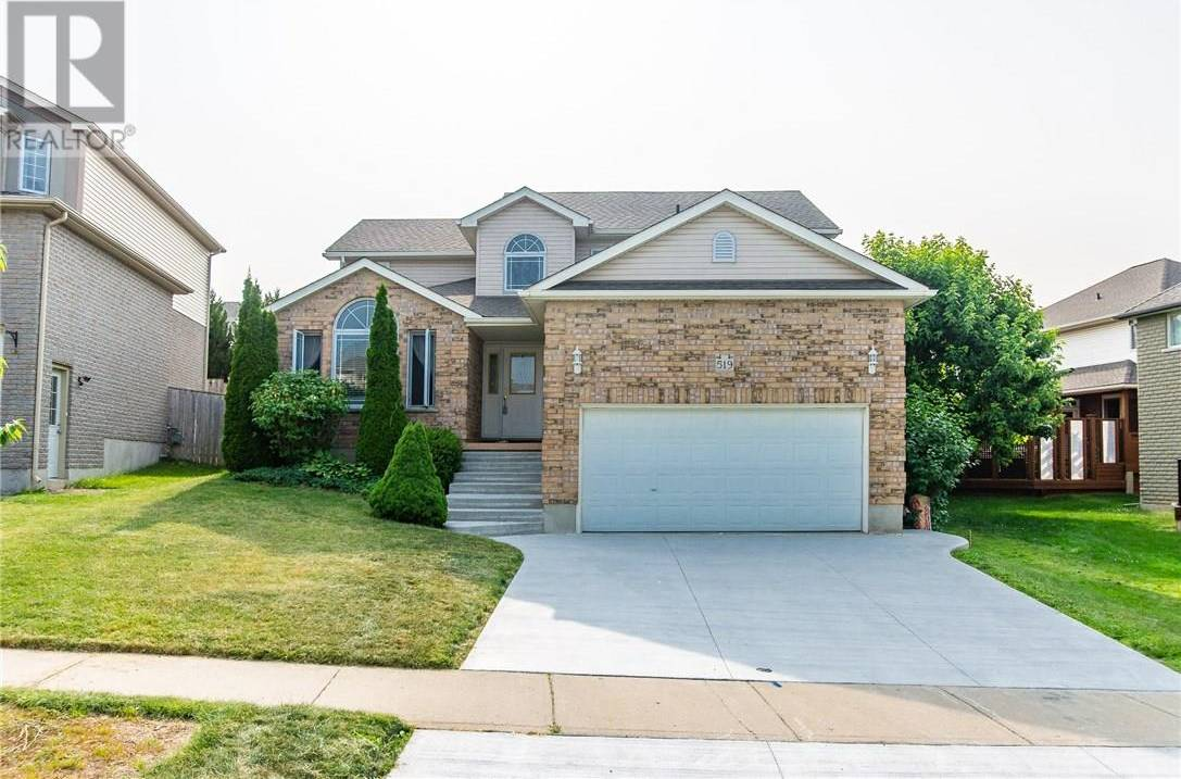 House for sale at 519 Yorkshire Dr Waterloo Ontario - MLS: 30750810