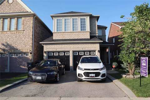 House for sale at 5191 Oscar Peterson Blvd Mississauga Ontario - MLS: W4848375
