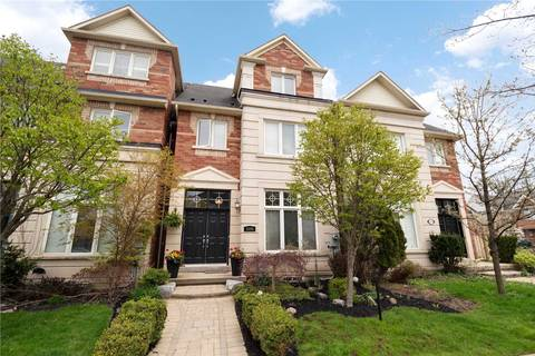 Townhouse for sale at 5195 Preservation Circ Mississauga Ontario - MLS: W4457984