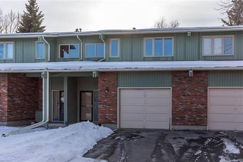 Townhouse for sale at 10001 Brookpark Blvd Southwest Unit 52 Calgary Alberta - MLS: C4286066