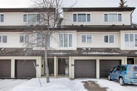 Townhouse for sale at 1012 Ranchlands Blvd Northwest Unit 52 Calgary Alberta - MLS: C4288258