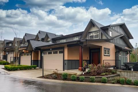 Townhouse for sale at 10525 240 St Unit 52 Maple Ridge British Columbia - MLS: R2432803