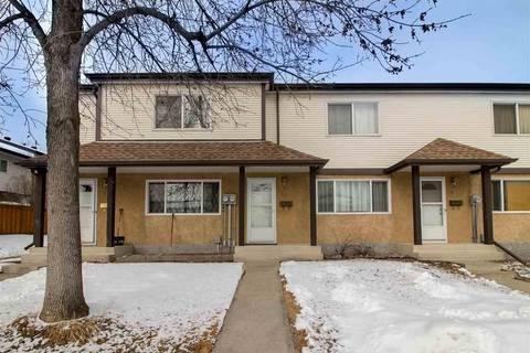 Townhouse for sale at 14511 52 St Nw Unit 52 Edmonton Alberta - MLS: E4143611