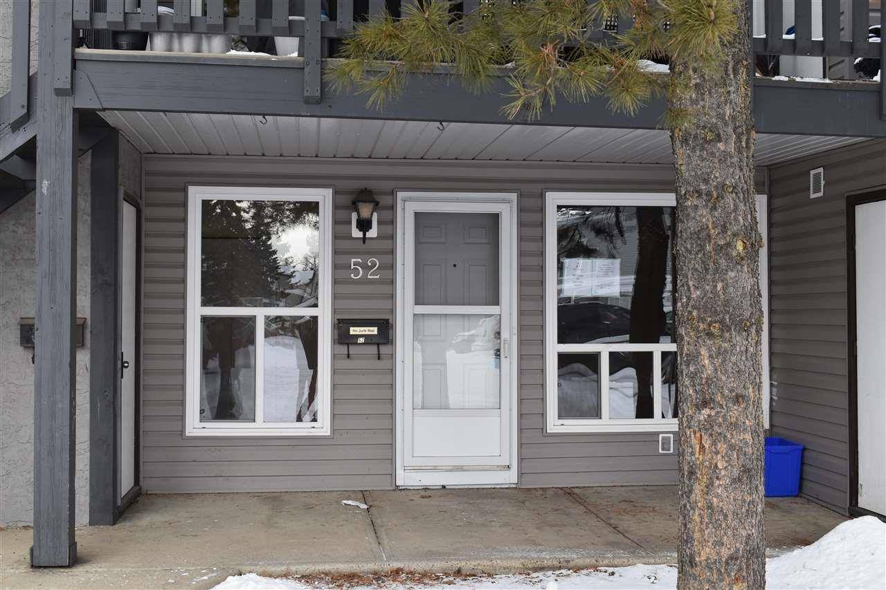 Townhouse for sale at 1503 Mill Woods Rd Nw Unit 52 Edmonton Alberta - MLS: E4192299