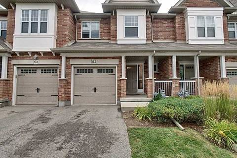 Condo for sale at 167 Arkell Rd Unit 52 Guelph Ontario - MLS: X4575276
