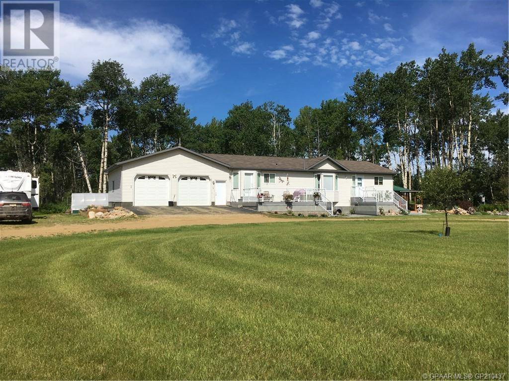 House for sale at 17 Range Road 222  Unit 52 Northern Lights, Countyof Alberta - MLS: GP210437