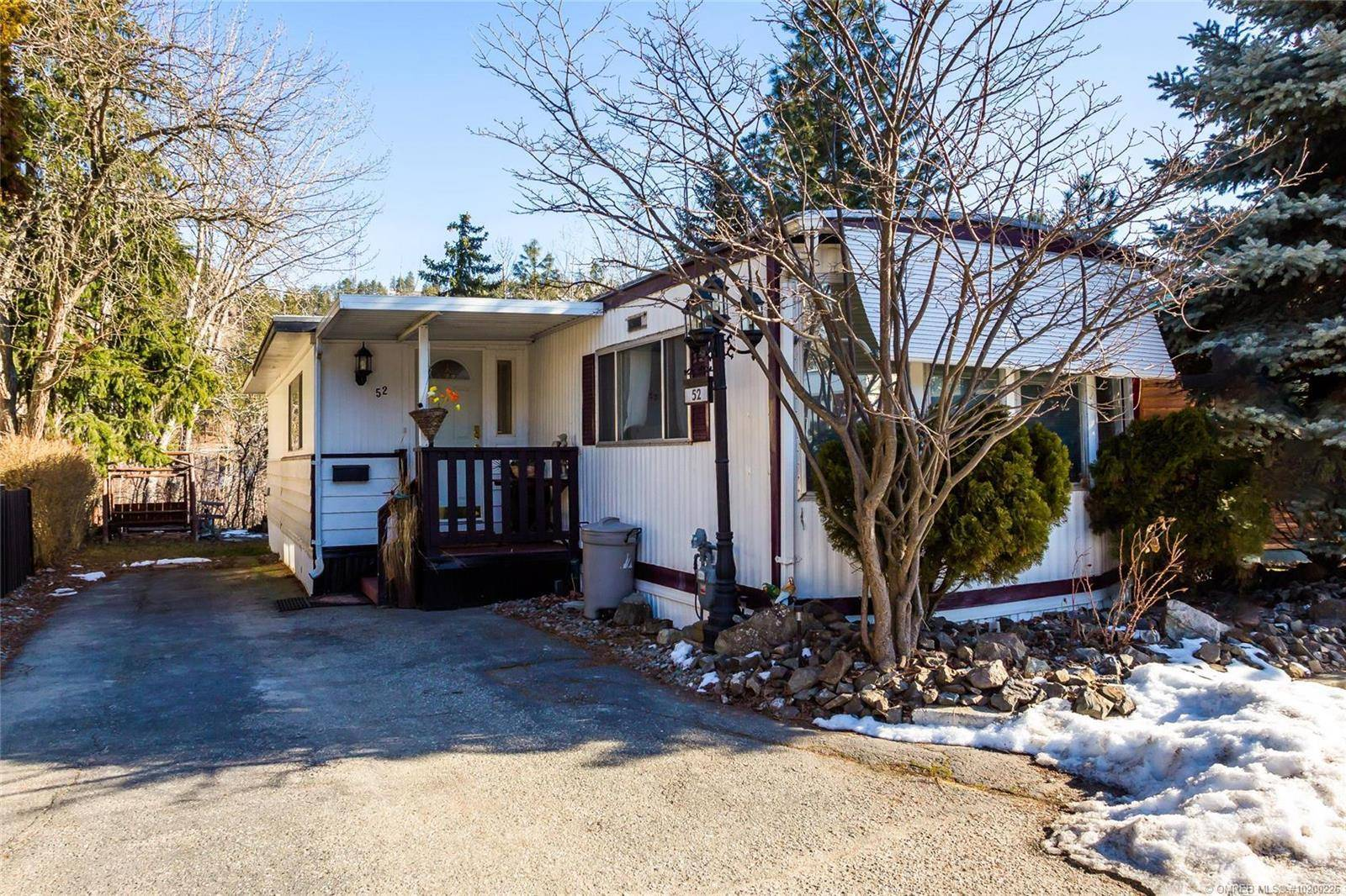 Home for sale at 1999 Highway 97 Hy South Unit 52 West Kelowna British Columbia - MLS: 10200226