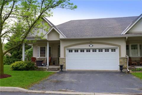 Townhouse for sale at 212 Stonehenge Dr Unit 52 Ancaster Ontario - MLS: H4052096