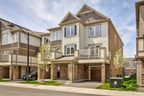 Townhouse for sale at 22 Spring Creek Dr Unit 52 Hamilton Ontario - MLS: X4773433