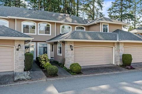 Townhouse for sale at 2500 152 St Unit 52 Surrey British Columbia - MLS: R2351101