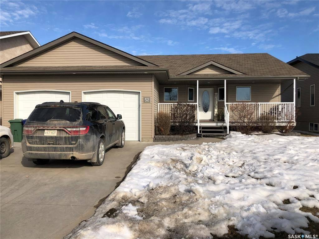 House for sale at 52 2nd St Osler Saskatchewan - MLS: SK804257