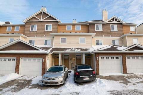 Townhouse for sale at 3010 33 Av NW Unit 52 Edmonton Alberta - MLS: E4205021