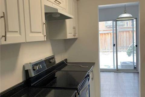 Townhouse for rent at 35 Ceremonial Dr Unit 52 Mississauga Ontario - MLS: W4679599