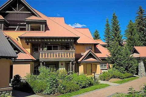 Townhouse for sale at 4325 Northlands Blvd Unit 52 Whistler British Columbia - MLS: R2430776