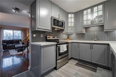 Condo for sale at 460 Bristol Rd Unit 52 Mississauga Ontario - MLS: W4390807