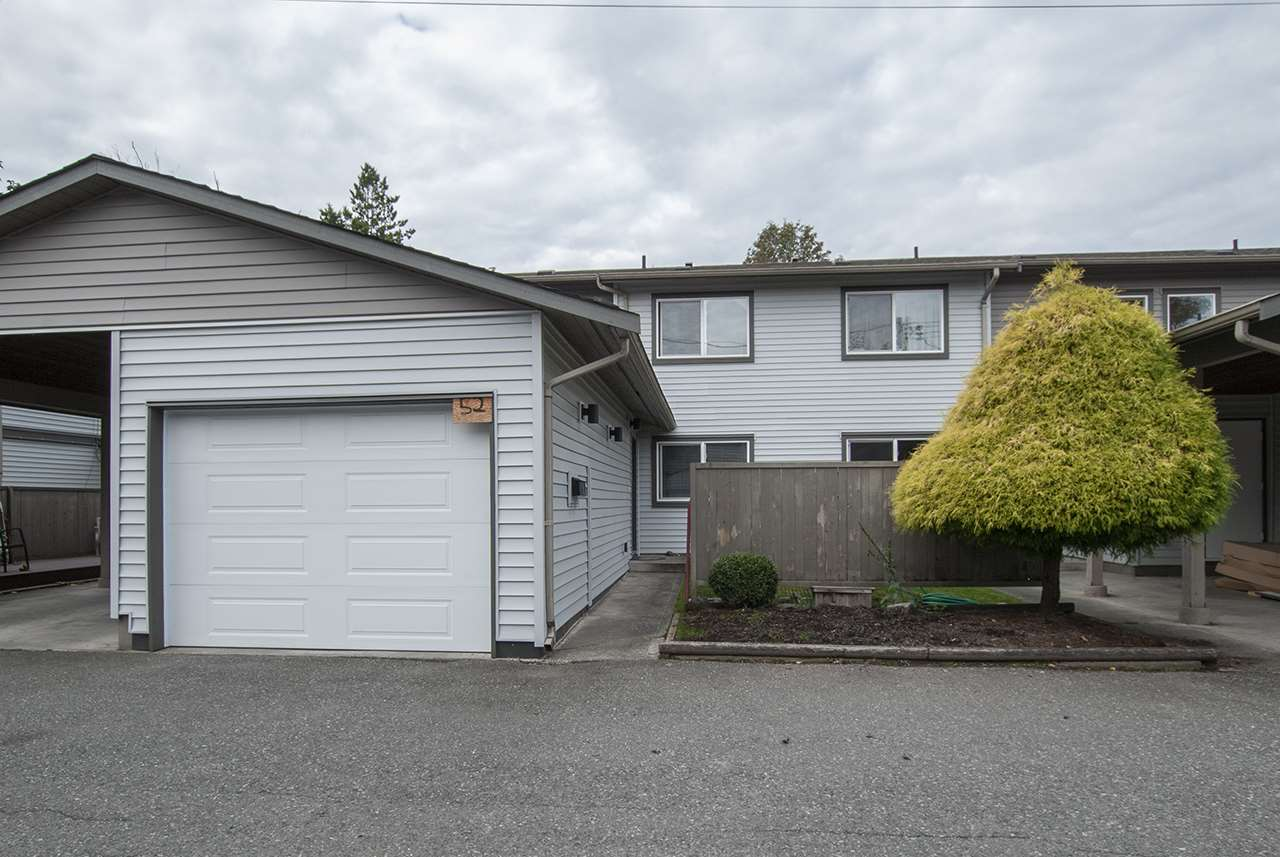Sold: 52 - 46689 First Avenue, Chilliwack, BC