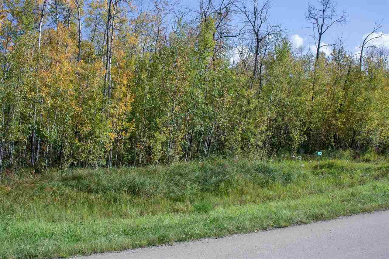 Residential property for sale at 53522 Rge Rd Unit 52 Rural Parkland County Alberta - MLS: E4193019