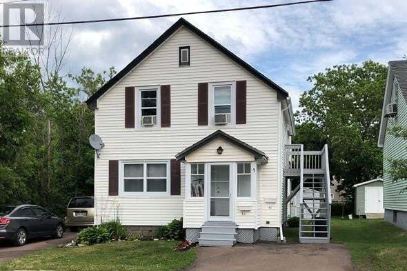 Townhouse for sale at 52 Bath St Moncton New Brunswick - MLS: M129291