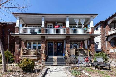 Townhouse for sale at 52 Scarboro Beach Blvd Toronto Ontario - MLS: E4285384