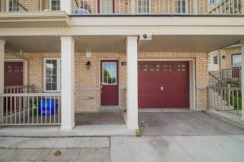 Condo for sale at 66 Abela Ln Ajax Ontario - MLS: E4492750