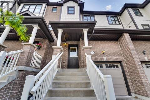 Townhouse for sale at 701 Homer Watson Blvd Unit 52 Kitchener Ontario - MLS: 30744595