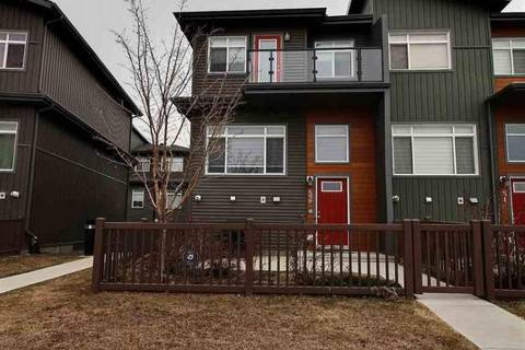 Townhouse for sale at 7503 Getty Gt Nw Unit 52 Edmonton Alberta - MLS: E4151596