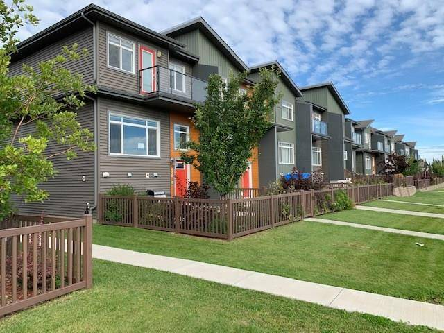 Townhouse for sale at 7503 Getty Gt Nw Unit 52 Edmonton Alberta - MLS: E4172425