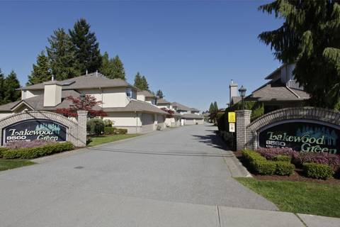 Townhouse for sale at 8560 162 St Unit 52 Surrey British Columbia - MLS: R2425227