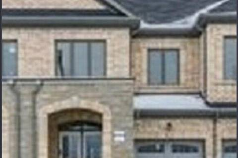 Townhouse for rent at 52 Adventura Rd Brampton Ontario - MLS: W4487280