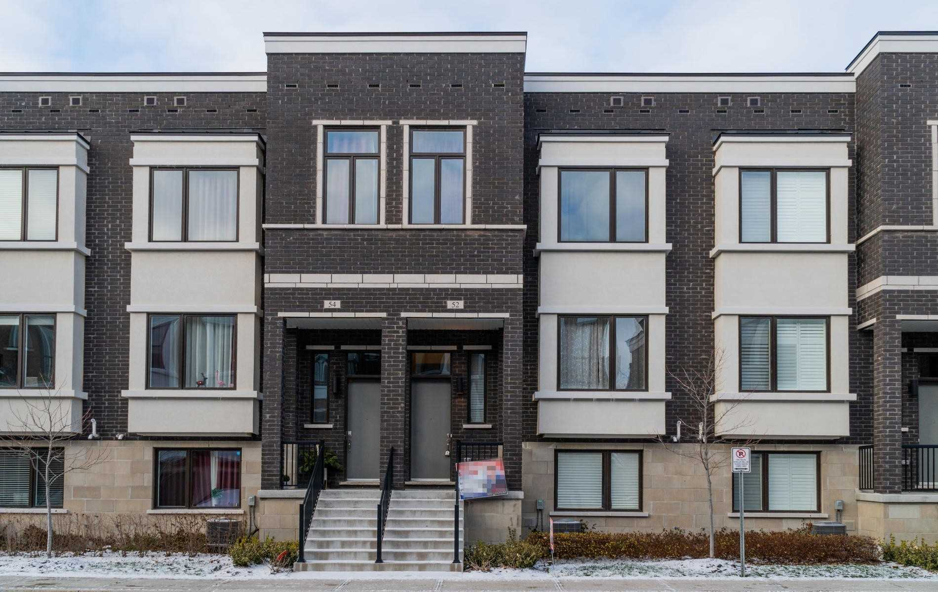 House for sale at 52 Ambler Lane Richmond Hill Ontario - MLS: N4319228