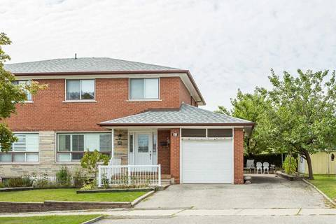 Townhouse for sale at 52 Ardwick Blvd Toronto Ontario - MLS: W4585700