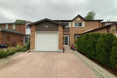 Townhouse for sale at 52 Ashcroft Ct Vaughan Ontario - MLS: N4900888