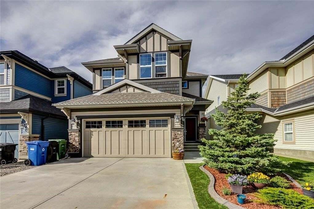 House for sale at 52 Auburn Meadows Cr SE Auburn Bay, Calgary Alberta - MLS: C4305421