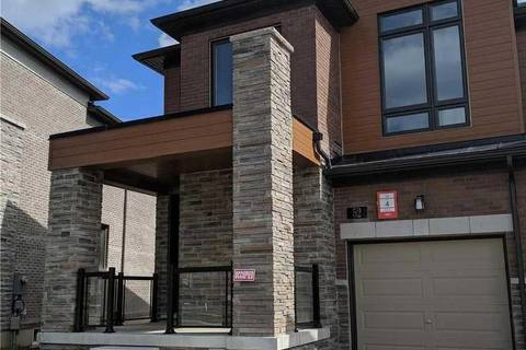 Townhouse for sale at 52 Badgerow Wy Aurora Ontario - MLS: N4497931