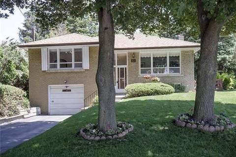 House for rent at 52 Bathford Cres Toronto Ontario - MLS: C4480523