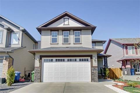 House for sale at 52 Baywater Ct Southwest Airdrie Alberta - MLS: C4241838